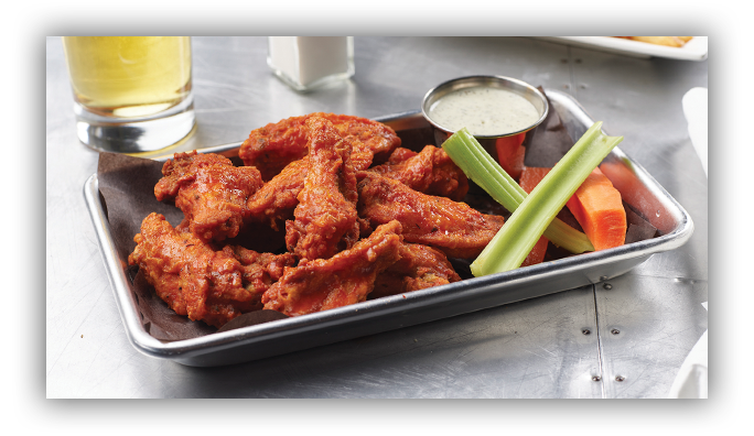 This image has an empty alt attribute; its file name is Firkin_TempReducedMenu_Wings.png